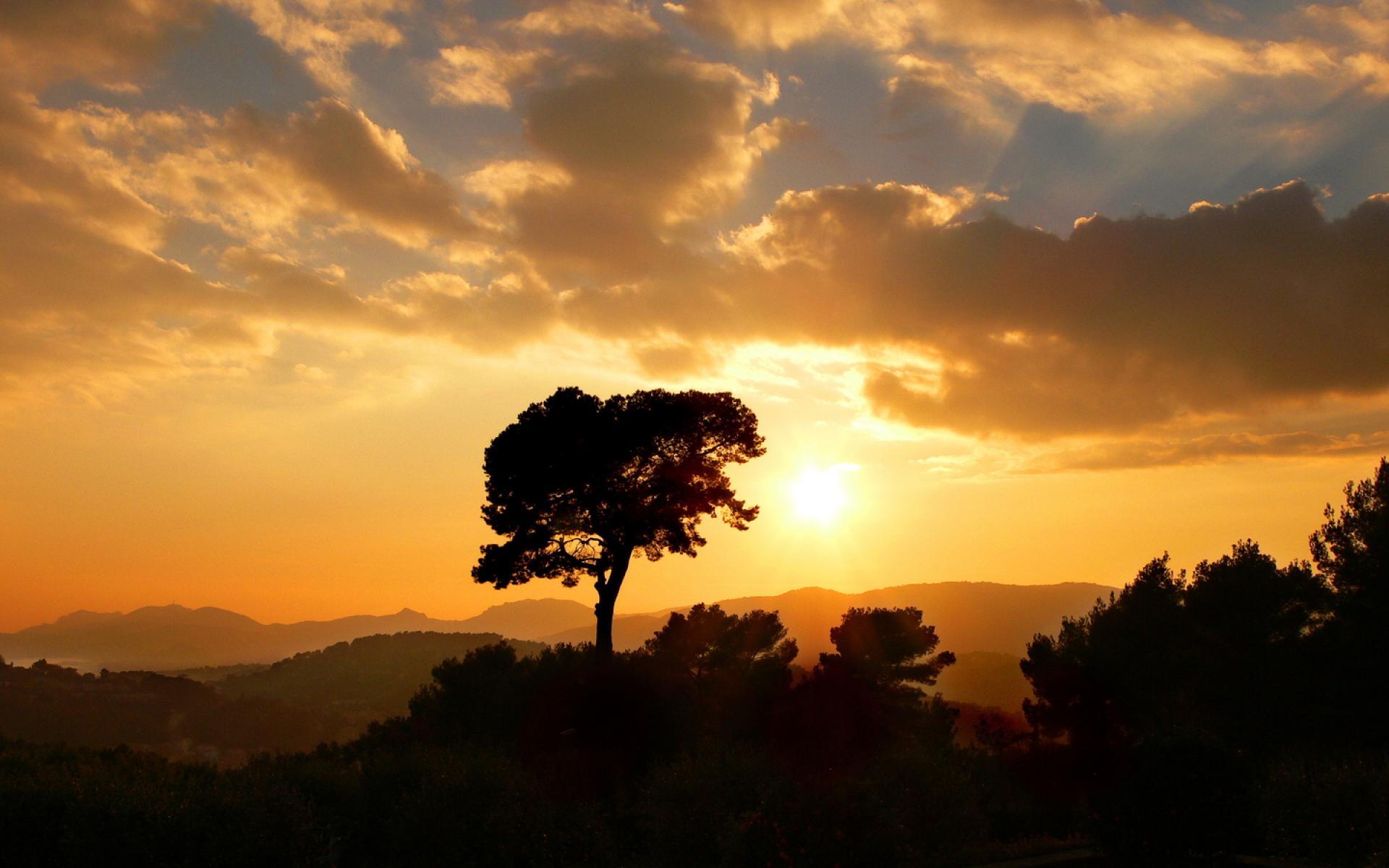 عکس های فوق العاده زیبای طلوع خورشید
