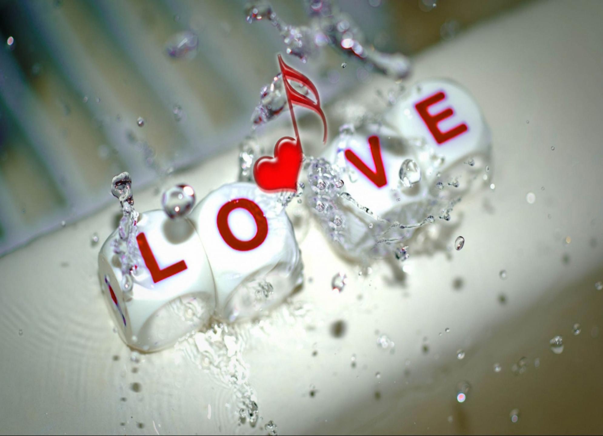 عکس های جدید و فوق العاده زیبای عاشقانه با موضوع I Love You