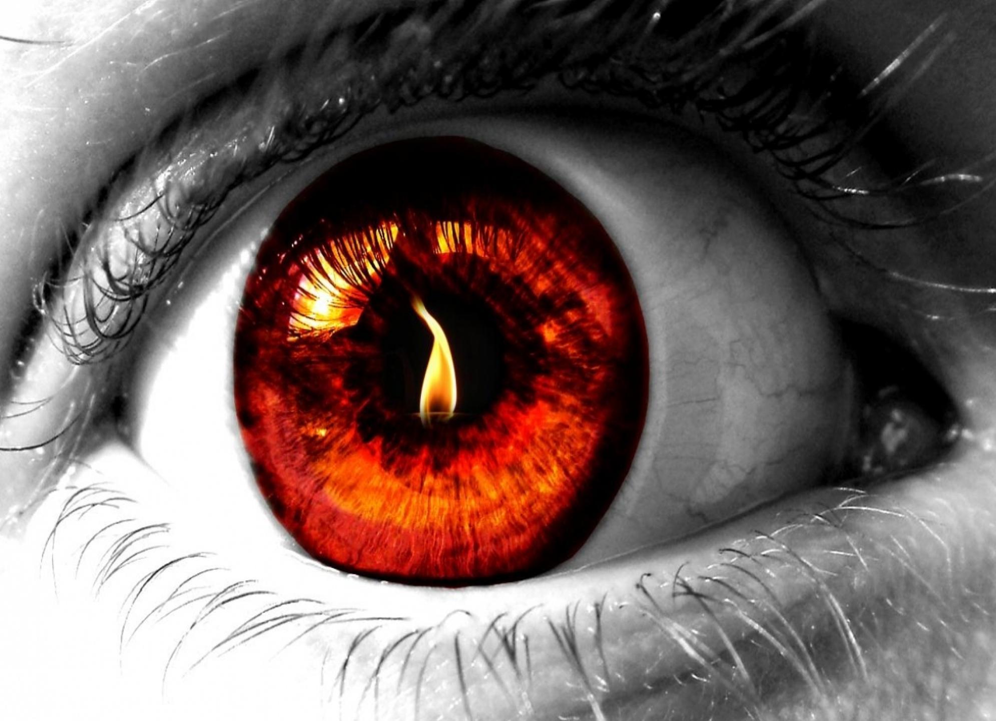 والپر های فوق العاده زیبای چشم